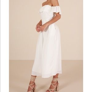 66aa1ecde358 Other - Favorite Place jumpsuit in white